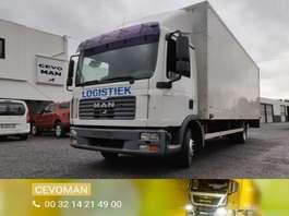 camião de caixa fechada MAN TGL 12.210 Euro4 2008