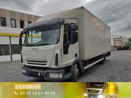camião de caixa fechada Iveco 100E18 Euro5 4x2 2007