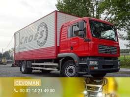 camião de caixa fechada MAN TGM 18.240 2006