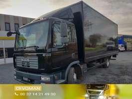camião de caixa fechada MAN TGL 8.150 2008