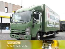 camião de caixa fechada Isuzu NPR 75 Euro4 2009