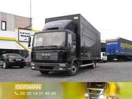camião de caixa fechada MAN TGL 12.210 2005
