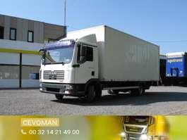 camião de caixa fechada MAN TGL 12.180 2007