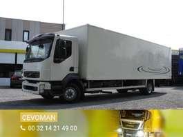 camião de caixa fechada Volvo FL6 240 Bakwagen met laadklep euro4 2007
