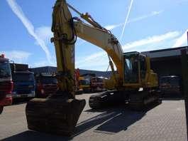 escavadora de rastos Volvo EC290B-LC 2003