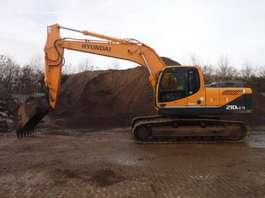 escavadora de rastos Hyundai 210 LC-9 2010