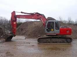 escavatore cingolato Hitachi 180 LC 2003