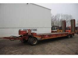 lowloader semi trailer Gheysen en Verpoort R3121B 1995