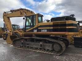 escavatore cingolato Caterpillar 345BL 2002