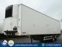 refrigerated semi trailer Chereau 2 AXLE LIFT carrier vector 1550 2012