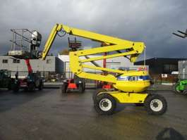 articulated boom lift wheeled Manitou 160 ATJ (768) 2007