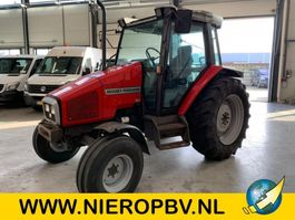 farm tractor Massey Ferguson B70/2 1998