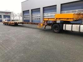 semi lowloader semi trailer Faymonville STZ-3WAA, 2 x Extandeble (25.30 Mtr.), Power steering, Hyd-Neck, Remote ... 2004