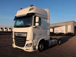 trattore stradale DAF XF 480 FT SSC Lowliner E6 Top Safety Standklima 2017