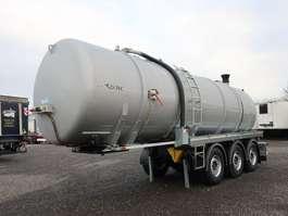 semirimorchio cisterna D-TEC SV-2006-22-R300 Gülle Vogelsang Pumpe 30m³ Lenkach 2020