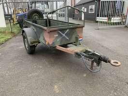 remorque voiture à ridelles Genie GEMCO Army NL Command & Control trailer GPT 400 1994