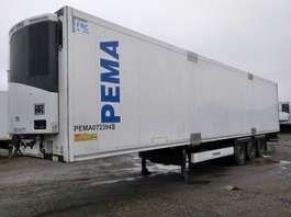 refrigerated semi trailer Krone Doppelstock SDR 27 Piggy back / TK SLX 300e / DD 2013