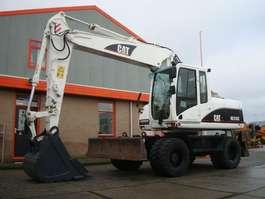wheeled excavator Caterpillar M316C VAH 2004