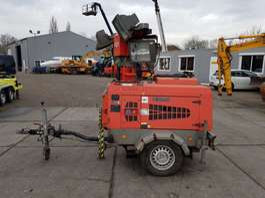 altra macchina da costruzione Tower Light Super VT1 2009