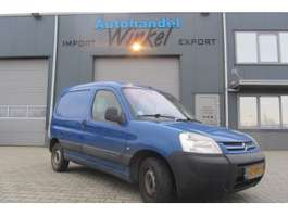 closed lcv Citroen BERLINGO 1.6HDI 600 55,2 KW AIRCO 2007