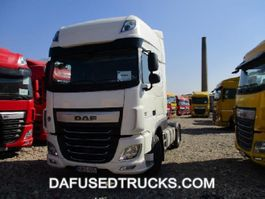 cab over engine DAF FT XF510 2016