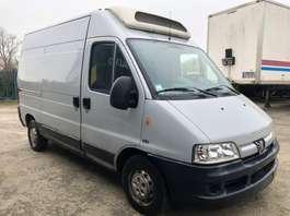 refrigerated van Peugeot BOXER - REFRIGERATED DELIVERY VAN - EURO 3 - 130 PK - 2800 cc 2003