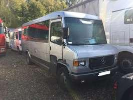 autobus urbain Mercedes Benz 814 1989