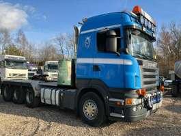 heavy duty tractorhead Scania R560 8x4 2007
