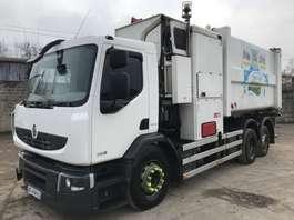 garbage truck Renault PREMIUM 280DXI 6X2 EURO 4 2009