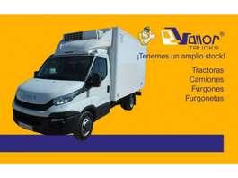 véhicule utilitaire léger fermé Iveco Daily