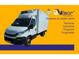 закрытый ЛКТ Iveco Daily