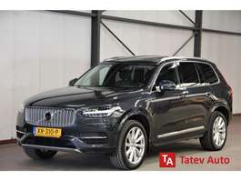 suv car Volvo XC90 2.0 T8 Twin Engine AWD HYBRIDE Inscription EX BTW LUCHTVERING 2016