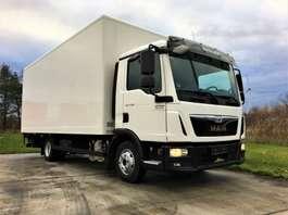 camião de caixa fechada MAN TGL 7.180  EURO6 Prachtstaat!! 2014
