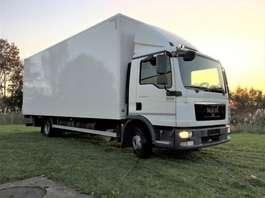 ciężarówka ze skrzynią zamkniętą MAN TGl 12.250 €26.750 Prachtstaat!! 2012