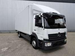 camião de caixa fechada Mercedes Benz Atego 1224 NIEUWSTAAT!! 2016 €52.500 2016