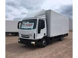 camião de caixa fechada Iveco IVECO Eurocargo 75E16 EEV NU 23900 Euro 2014