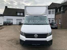 cassone chiuso lcv Volkswagen Crafter 35 177PS/Lang Rd/ISOLIERTKOFFER NW 1,99% 2019