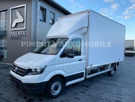 closed box lcv < 7.5 t Volkswagen Crafter 35 177PS/Lang Rd/ISOLIERTKOFFER NW 1,49% 2020