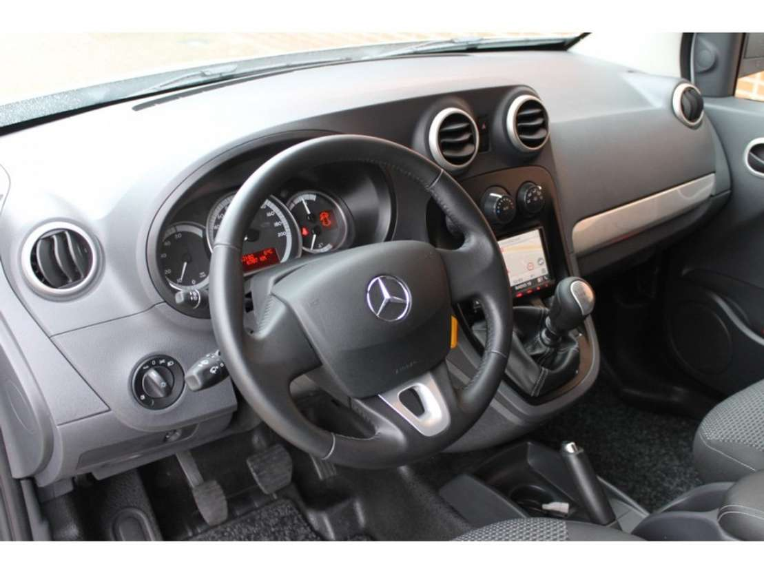 Mercedes Benz Citan 111 Cdi Groot Navi Cruisecontrol