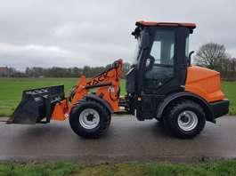 wheel loader Tack H510 midi loader 2017