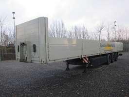 drop side semi trailer Schmitz Cargobull S01 Bordwand Liftachse Staplerhalterung TÜV neu 2001