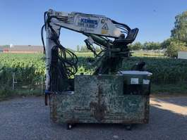 Rameno jeřábu díl pro nákladní vozidla Kennis Kraan Kraan R 14,000 met steunpoten 3x uitschuif 2001