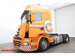 trattore stradale Scania R 410 Streamline Voll Luft Retarder Dakairco Navi Euro 6 2016