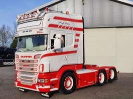 cabeza tractora Scania R560 6x2 Topline, PTO hydrauliek 2012