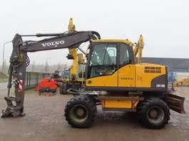 wheeled excavator Volvo EW140C 2007