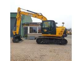 crawler excavator JCB JS145 2015