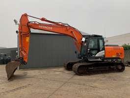 crawler excavator Hitachi ZX 210 LC-5 2015