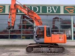 crawler excavator Hitachi ZX160 2004