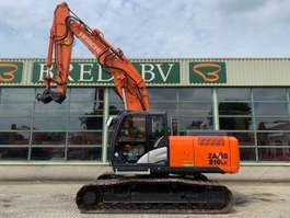 crawler excavator Hitachi ZAXIS 210LC-5B 2013