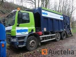garbage truck 2002